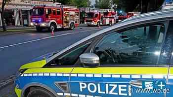 Täter wollen Geldautomat in Schmallenberg sprengen - Westfalenpost