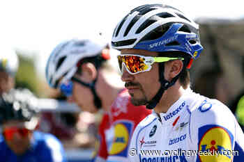 Julian Alaphilippe's dad dies after long illness