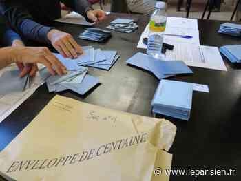 Les résultats du second tour des élections municipales à Vallauris - Le Parisien