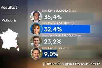 Municipales à Vallauris-Golfe Juan : Kevin Luciano remporte la mairie face à la maire sortante, Michelle Saluc - France 3 Régions