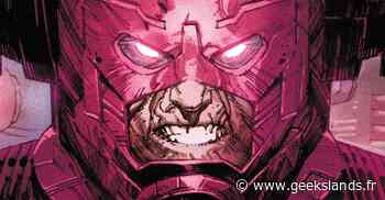 Thor : (même) Galactus est effrayé par le nouvel ennemi du dieu nordique - Geeks Lands