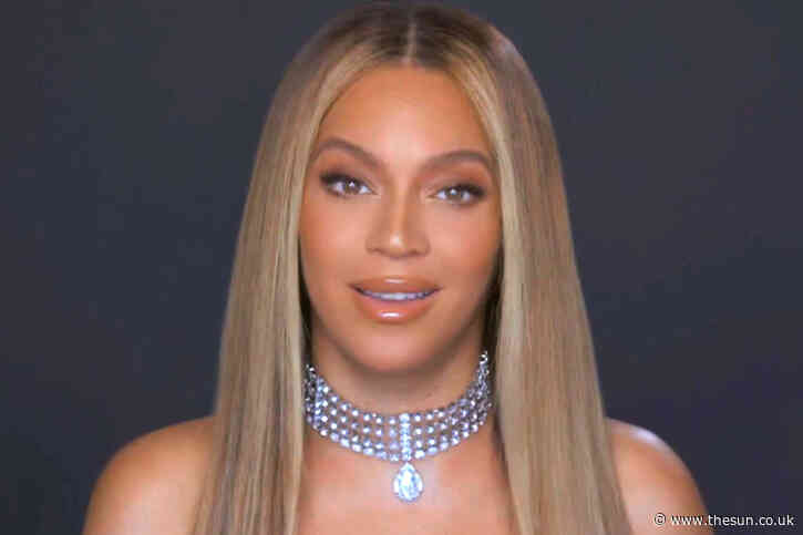Beyonce urges fans to 'vote like our life depends on it' as she's honored at 2020 BET Awards with Humanitarian Award