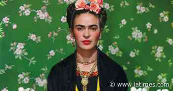 Frida Kahlo photos on view at the Catalina Island Museum - Los Angeles Times