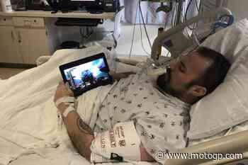 Michael Carey e MotoGP™: protagonisti d'incredibile storia