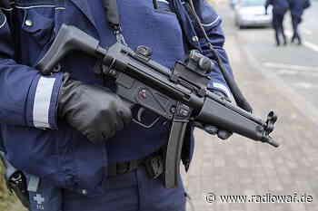 Polizeieinsatz in Ahlen: Großaufgebot am Sonntagabend - Radio WAF