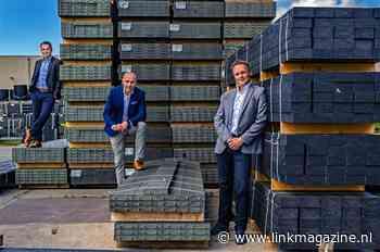 Lankhorst en W&H Sports bundelen krachten in joint venture GreenMatter - linkmagazine.nl