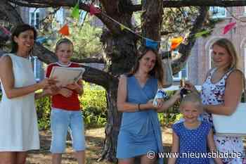 Leerlingen halen diploma af via drive-in (Nazareth) - Het Nieuwsblad