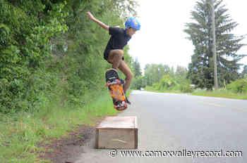 Courtenay neighbour comes through for skateboarder – Comox Valley Record - Comox Valley Record