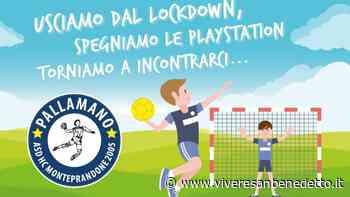 Pallamano: corsi gratis fino al 14 agosto. Da lunedì l'HC Monteprandone riprende l'attività dedicata ai ragazzi - Vivere San Benedetto