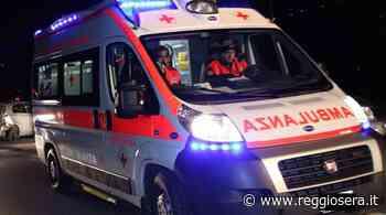 Scontro frontale a Casalgrande, sette giovani feriti - ReggioSera.it