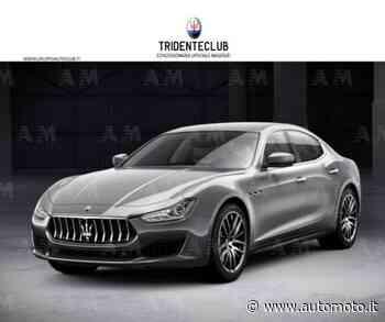 Vendo Maserati Ghibli Ghibli V6 Diesel usata a Casalgrande, Reggio Emilia (codice 6831830) - Automoto.it