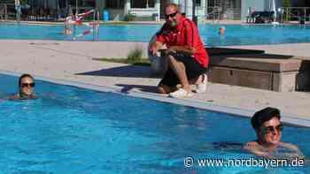 Zum Auftakt ein Dutzend Schwimmbegeisterte in Heideck - Nordbayern.de