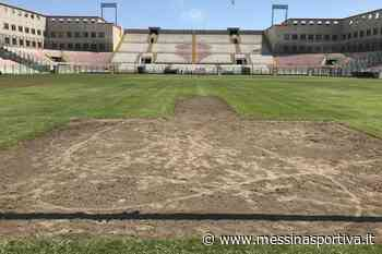 """L'Acr al Comune: """"Spesi 12mila euro per ripristinare il prato dopo i concerti"""" - Messina Sportiva"""
