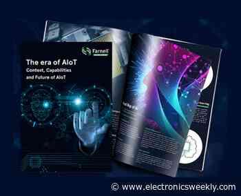 Farnell launches AIoT e-book