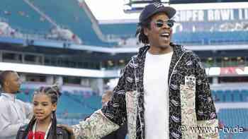 Tochter von Beyoncé und Jay-Z:Blue Ivy Carter gewinnt ersten Award - n-tv NACHRICHTEN