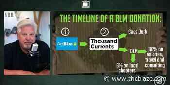 WATCH: Glenn Beck exposes the HIDDEN money trail of Black Lives Matter - TheBlaze