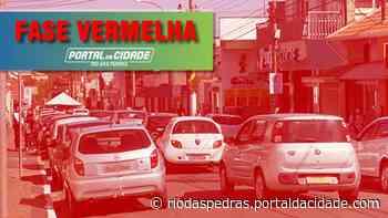 Rio das Pedras, que pertence à região de Piracicaba, regride para fase vermelha - Portal da Cidade