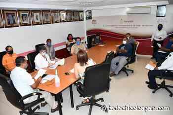 En Jalpa de Méndez, empresas funerarias acuerdan con autoridades protocolos para manejo de cadáveres víctimas del COVID-19 - Noticias de Chicoloapan