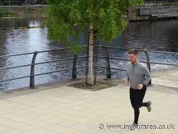 Salford man to undertake charity run for mental health awareness - In Your Area