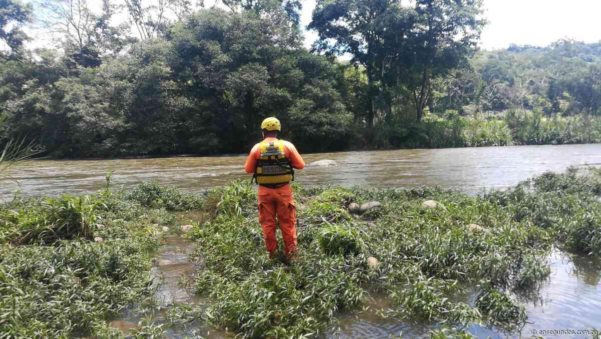 Buscan en las aguas del río Chiriquí Viejo a pescador desaparecido - En Segundos
