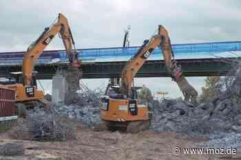 Verkehr: Autobahn wird bei Oranienburg mehrfach gesperrt - Märkische Onlinezeitung