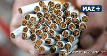 Unverzollte Zigaretten in Oranienburg beschlagnahmt - Märkische Allgemeine Zeitung