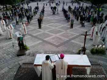 A Cerreto Sannita, la Santa Messa Crismale in piazza San Martino - Fremondoweb