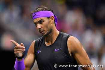 Rafael Nadal and Andy Murray's all doubts - Tennis World USA