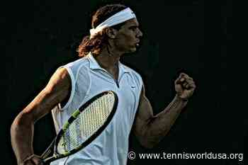 In Rafael Nadal's words: 'I have to improve certain elements to win Wimbledon' - Tennis World USA