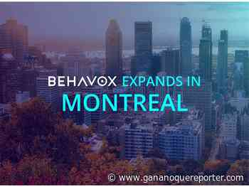 Behavox Deepens Investment in Canada By Expanding Montréal Presence - Gananoque Reporter