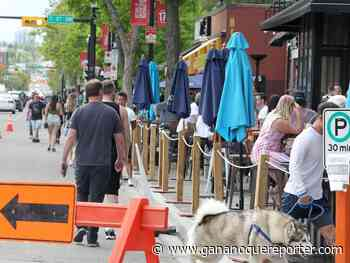 Calgary restaurants strive for normalcy in the face of COVID-19 - Gananoque Reporter