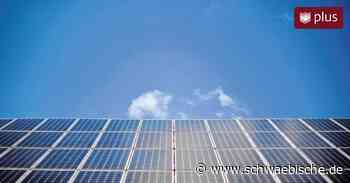 Photovoltaik auf kommunalen Dächern in Lauchheim - Schwäbische