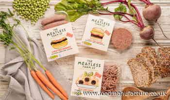Meatless Farm backs meat reduction in schools