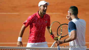 "Serbiens Premierministerin Ana Brnabic stellt sich vor Djokovic: ""Lasst Novak in Ruhe"" - tennisnet.com"