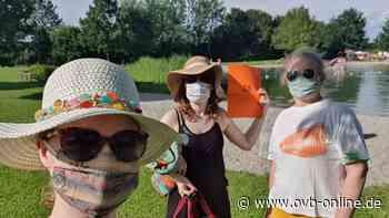 Saison in der Lagune Ampfing beginnt - Badegäste müssen in Coronakrise viele Regeln beachten - ovb-online.de