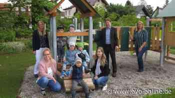 Gemeinde Ampfing investiert 327000 Euro: So spannend wird es im neuen Garten der Krippe - Oberbayerisches Volksblatt