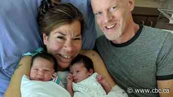 Biological mother and her surrogate give birth to twins with a twist