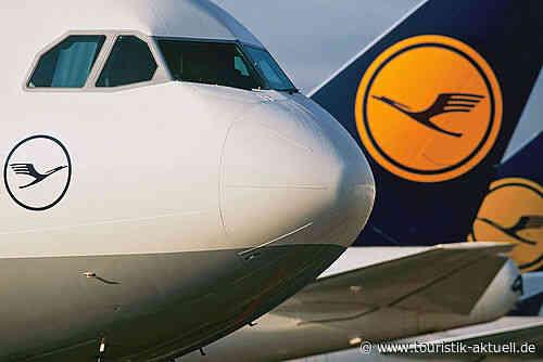Lufthansa: Flugplan bis 24. Oktober