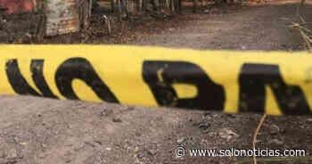 Albañil asesinado mientras trabajaba en Pasaquina, La Unión - Solo Noticias