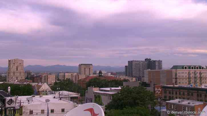Denver Weather: Hot Start To The Week, Summer Cold Front Arrives Tomorrow