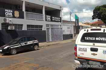 Jovem é preso em Patos de Minas suspeito de estuprar a prima - Patos Já