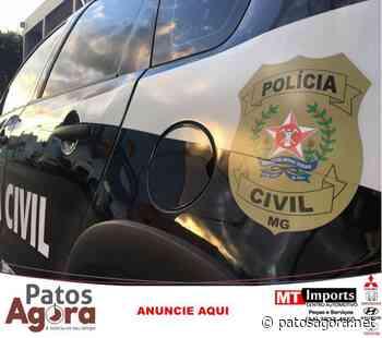 PCMG prende foragido da justiça em Patos de Minas - Patos Agora
