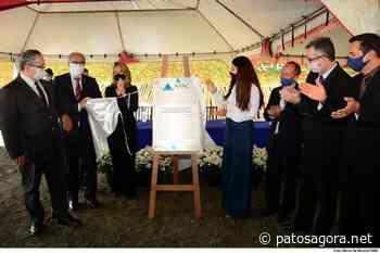 Presidente do TJMG inaugura ampliação da Apac em Patos de Minas - Patos Agora