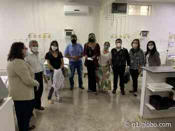 Comissão de Saúde visita Hospital São Lucas em Patos de Minas para monitorar leitos da Covid-19 - G1