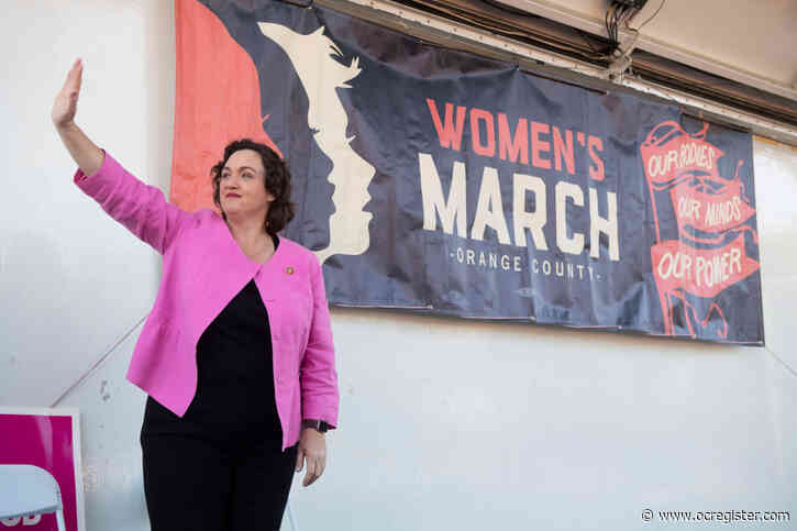Rep. Katie Porter flexes political power with new fundraising committee to support progressive candidates
