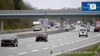 Kaltenkirchen: Pkw fährt in Schutzplanke – A7 teilweise gesperrt - Hamburger Abendblatt