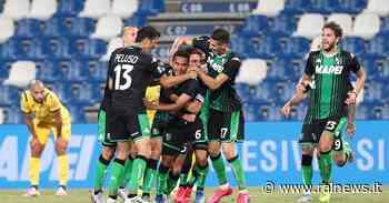 Calcio Serie B: Sassuolo-Verona 3-3 - TGR Veneto - TGR – Rai