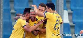 Sassuolo-Verona 3-3: tabellino, voti, pagelle e assist per il fantacalcio - Fantacalcio ®
