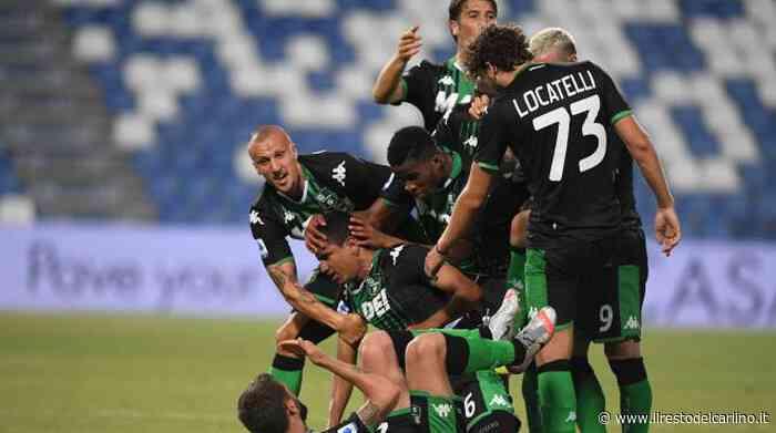 Sassuolo Verona 3-3, il pareggio arriva all'ultimo minuto - il Resto del Carlino