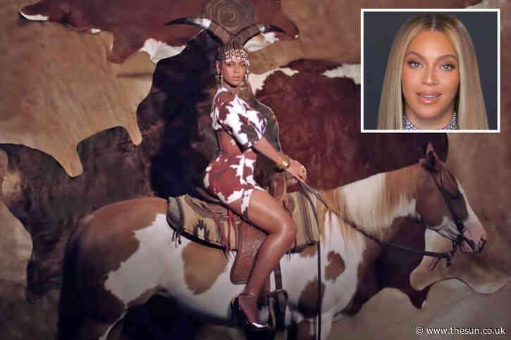 Beyonce is releasing Black Is King visual album on Disney Plus next month